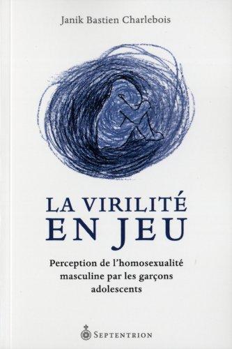 Virilité en jeu (La): Bastien Charlebois, Janik