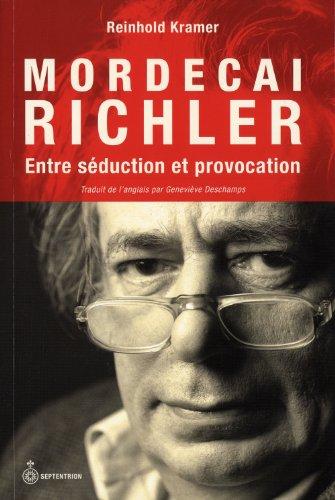 9782894486733: Mordecai Richler