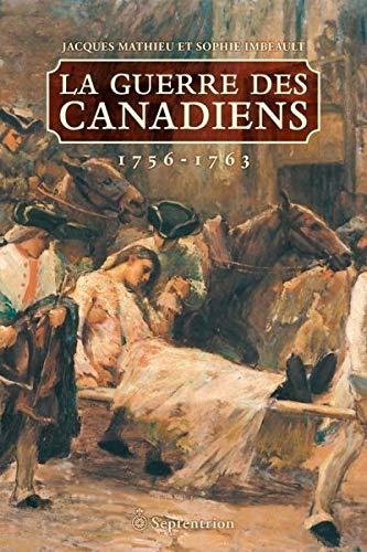 Guerre des Canadiens (La): Mathieu, Jacques