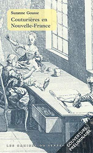 Couturières de Montréal au XVIIIe siècle: Gousse, Suzanne