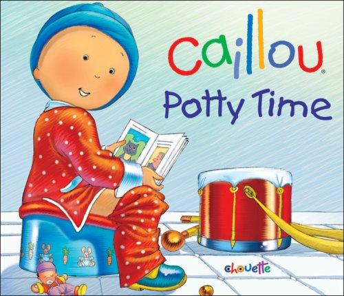 9782894503676: Caillou: Potty Time