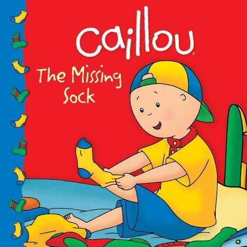 9782894504451: Caillou: The Missing Sock (Clubhouse)
