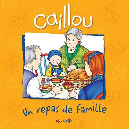 9782894507209: Caillou (French Edition)