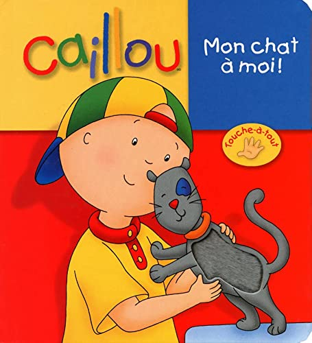 9782894507261: Caillou (French Edition)