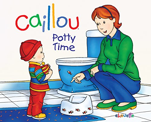 9782894507490: Caillou: Potty Time (Hand-in-Hand series)