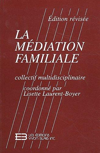 9782894512265: La médiation familiale