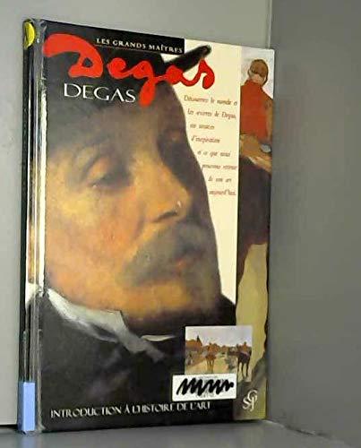 9782894550687: Degas