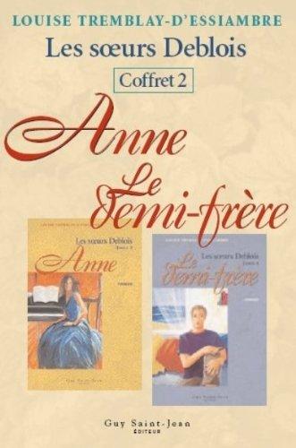 9782894552353: Les Soeurs Deblois coffret 2 (2 vols.)