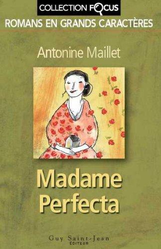 Madame Perfecta: n/a