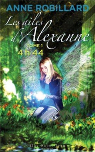 Les Ailes D'alexanne: Anne RObillard