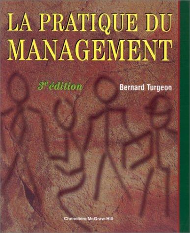 9782894610220: La pratique du management