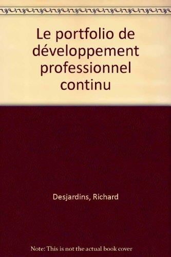 9782894617526: le portfolio de développement personnel continu