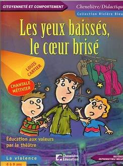 9782894619551: Yeux Baisses, le Coeur Brise (les) (la Violence)