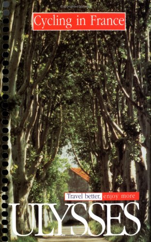 Cycling in France (Green Escapes) (French Edition): Saint-Laurent, Carole