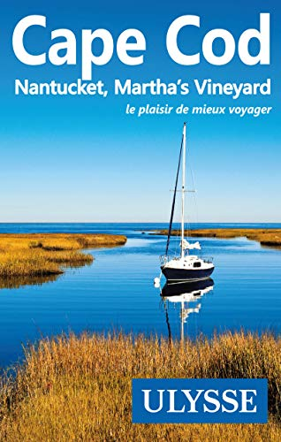 9782894646052: Cape Cod, Nantucket, Martha's Vineyard - 5e édition