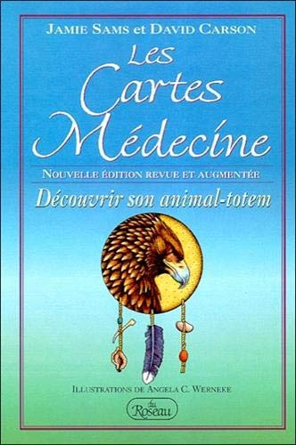 9782894660393: Les cartes-médecine. : Découvrir son animal-totem, Edition 2000