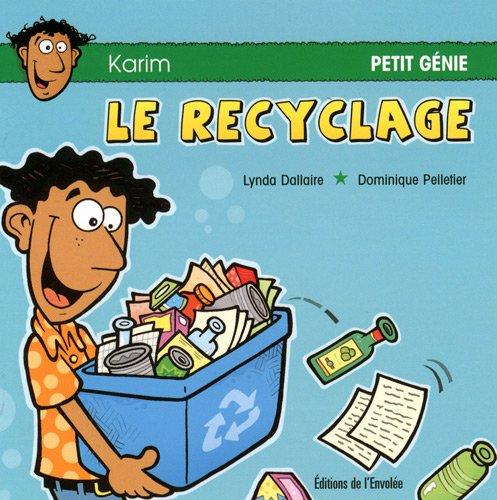 9782894880746: Le recyclage : Pack de 5 exemplaires