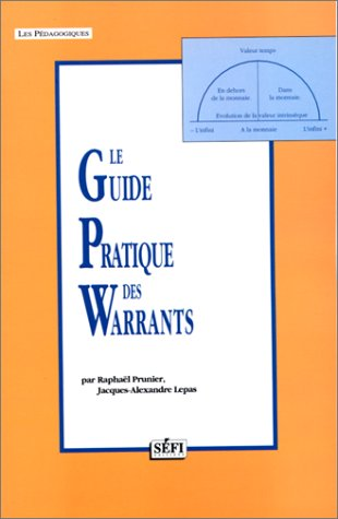 9782895090120: Guide pratique des Warrants
