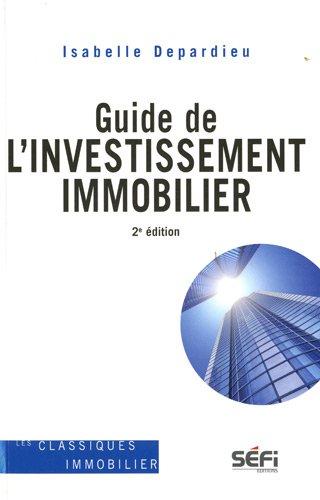 9782895091141: Guide de l'investissement immobilier