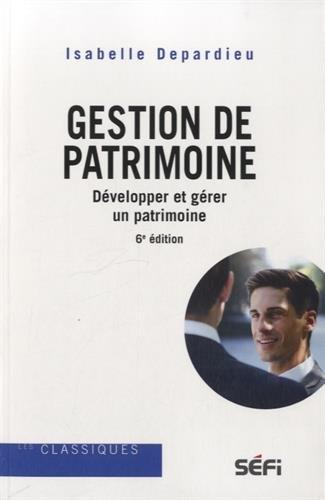 9782895091493: Gestion de patrimoine (6e édition)