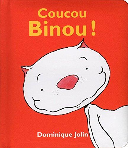 9782895125990: Coucou, Binou!