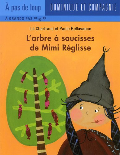ARBRE A SAUCISSES DE MIMI REGLISSE -L-: NIVEAU A GRAND PAS