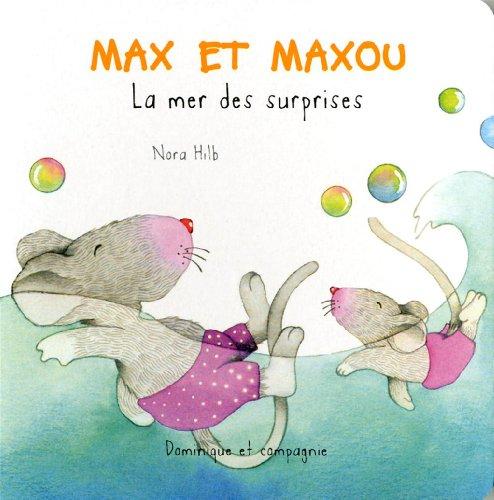 9782895129998: MAX ET MAXOU -LA MER DES SURPRISES