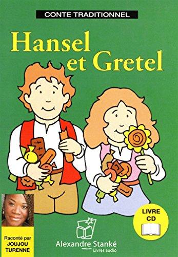 HANSEL ET GRETEL - LIVRE CD: TURENNE JOUJOU