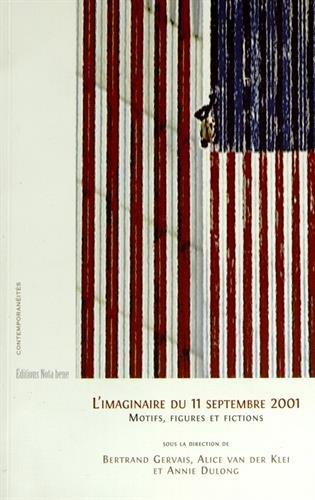 IMAGINAIRE DU 11 SEPTEMBRE 2001: GERVAIS BERTRAND