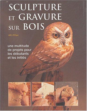 9782895232353: Sculpture et Gravure Sur Bois