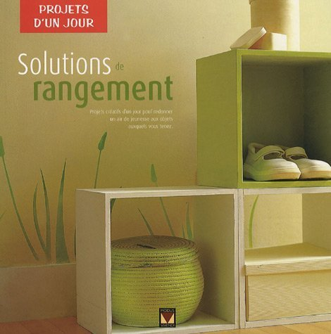 9782895234500: Solutions de rangement
