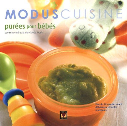Purées pour bébés: Morin, Marie-Claude