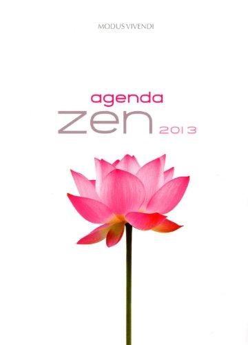 9782895237174: Agenda Zen 2013