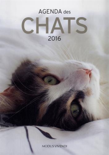 9782895238850: Agenda des chats 2016