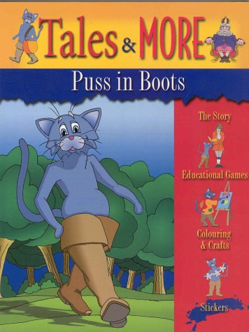 Puss in Boots: M. Jean Craig