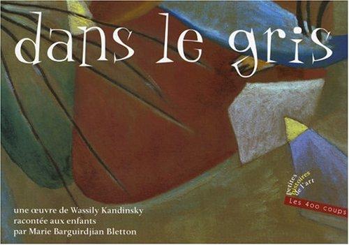 Dans le gris: Barguirdjian Bletton, Marie