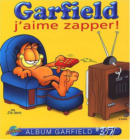 Garfield, J'aime Zapper!: Davis, Jim