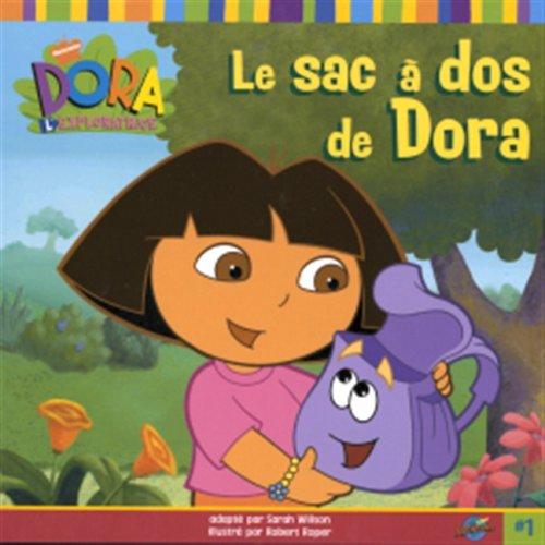 9782895431688: SAC A DOS DE DORA -LE