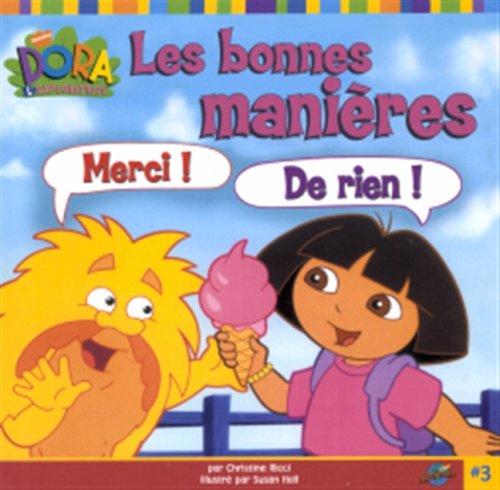 Bonnes manieres -les #3: Ricci, Christine; Hall,