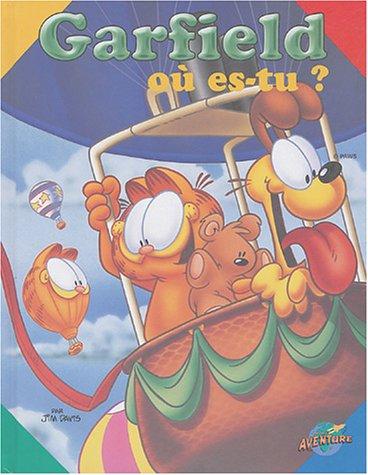 Garfield o? es-tu ?: Davis, Jim