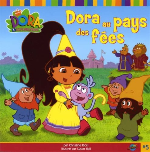 DORA AU PAYS DES FEES #5: Christine Ricci, Susan