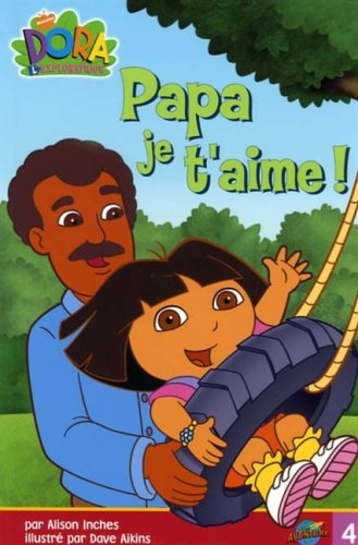 PAPA JE T'AIME! #4: Alison Inches, Dave
