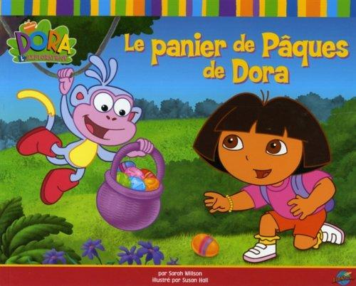 Panier De Paques De Dora -Le: WILSON, SARAH