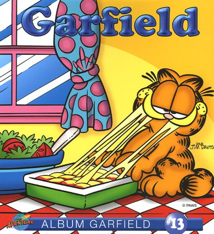 9782895433101: Garfield, Tome 13 (French Edition)