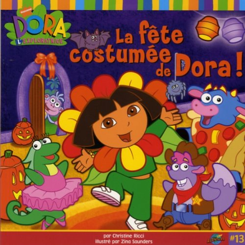 9782895434078: FETE COSTUMEE DE DORA! LA