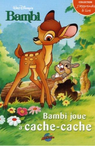 9782895435099: Bambi joue a cache-cache