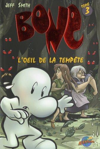 OEIL DE LA TEMPETE T3 -BONE (2895435669) by Jeff Smith