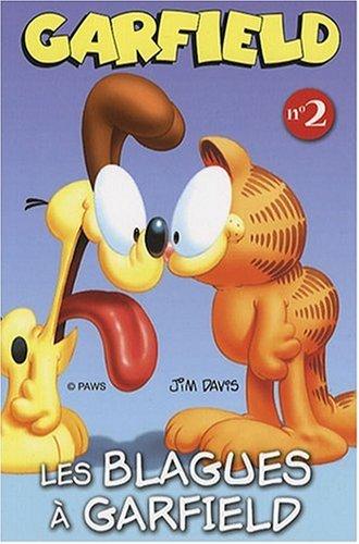 Les Blagues a Garfield #2: Jim Davis