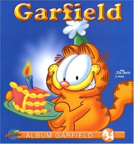 9782895437611: Garfield, Tome 34 (French Edition)