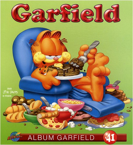 Garfield - Nº 41: Davis, Jim